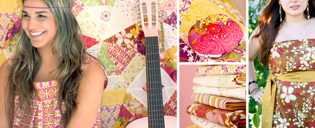 Bohemian Soul Quilts, Clothing & Bundles