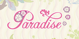 Paradise by Pat Bravo. Prints that transports us to the 19th century French chateaux.