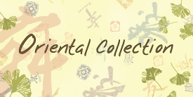 Oriental Collection by Pat Bravo