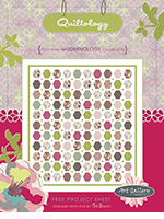 Quiltology Free Quilt Pattern by Pat Bravo