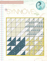 Synnove Free Mini Quilt Pattern by Pat Bravo