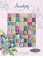 Serendipity Quilt Project by Pat Bravo