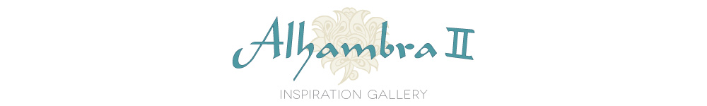 Inspiration Gallery - Alhambra II