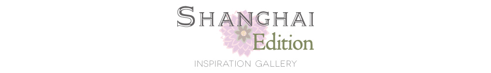 Inspiration Gallery - Shanghai Edition