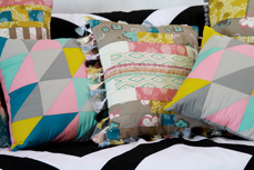 Etno Pillows by Pat Bravo