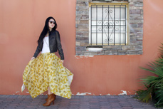 Etno Skirt by Pat Bravo