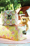 Girly Girl Toy Box Pattern