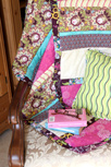 Paradise Quilt Seating