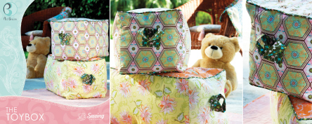 The Toybox Pattern by Pat Bravo