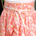 Bo Peep Skirt Light Detail