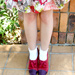 Bo Peep Skirt & Shoes