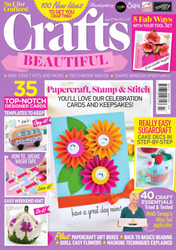 Crafts Beautiful Cover