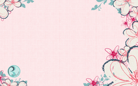 NouvElle Pink Desktop Wallpaper